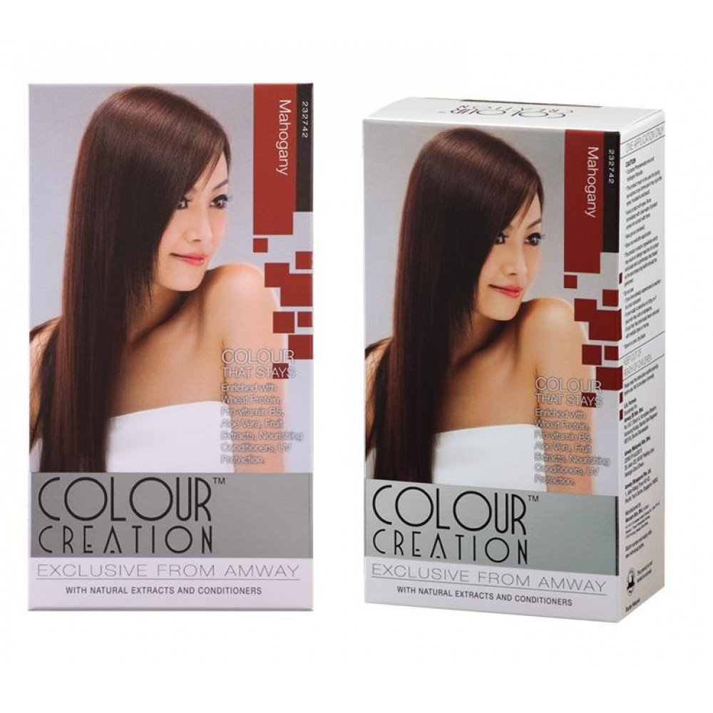 Amway COLOUR CREATION Permanent Hair Colours 150ml