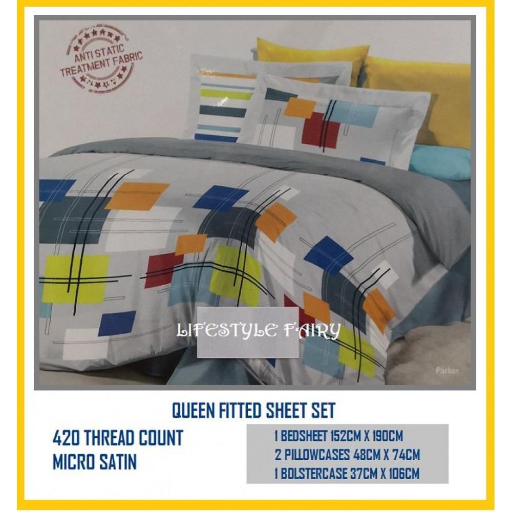 PREMIUM QUALITY Queen Size Bedsheet