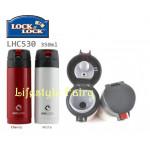 Lock & Lock HOT & COOL Vacuum Bottle 350ml (Thermal Flask)