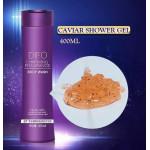 Difo Caviar Skin Awaking Charming Fragrance Shower Gel / Body Shampoo