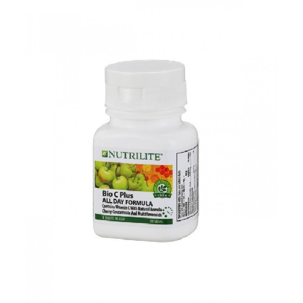 Amway NUTRILITE Bio C Plus All Day Formula (60 tab )