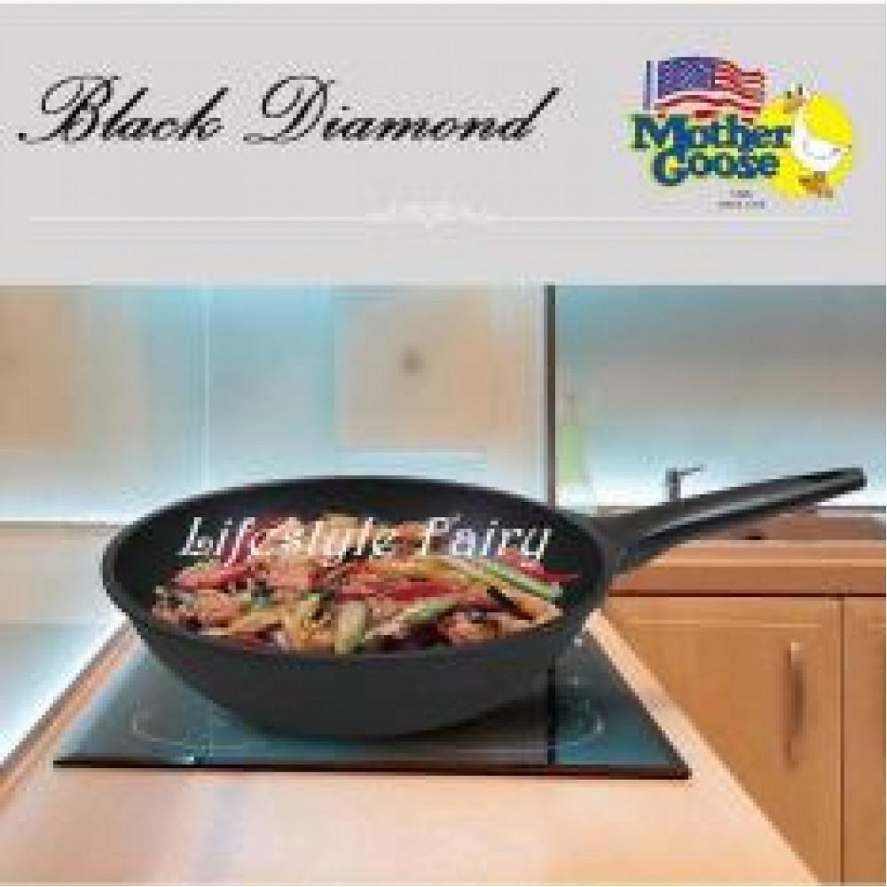Mother Goose USA Xylan Plus Non-stick Cookware 28cm Wok