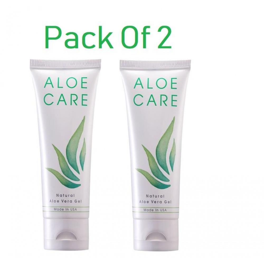 Amway ALOE CARE Natural Aloe Vera Gel (75ml) x 2