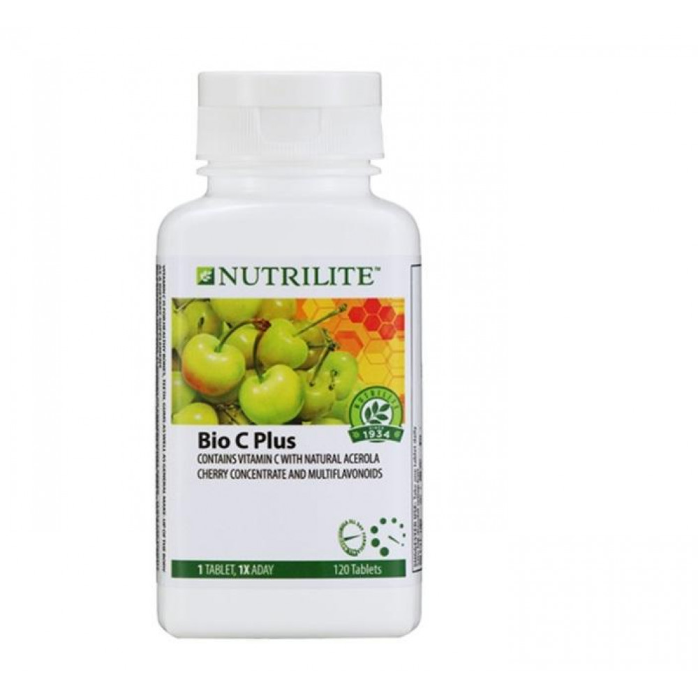 Amway NUTRILITE Bio C Plus All Day Formula (120 tab )