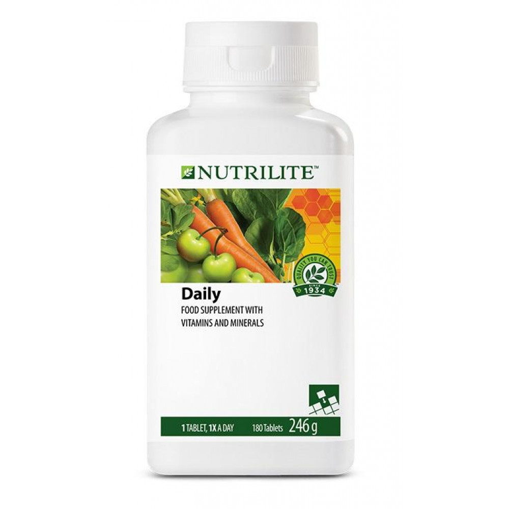 Amway NUTRILITE Daily (180 tab) Multivitamins Supplements