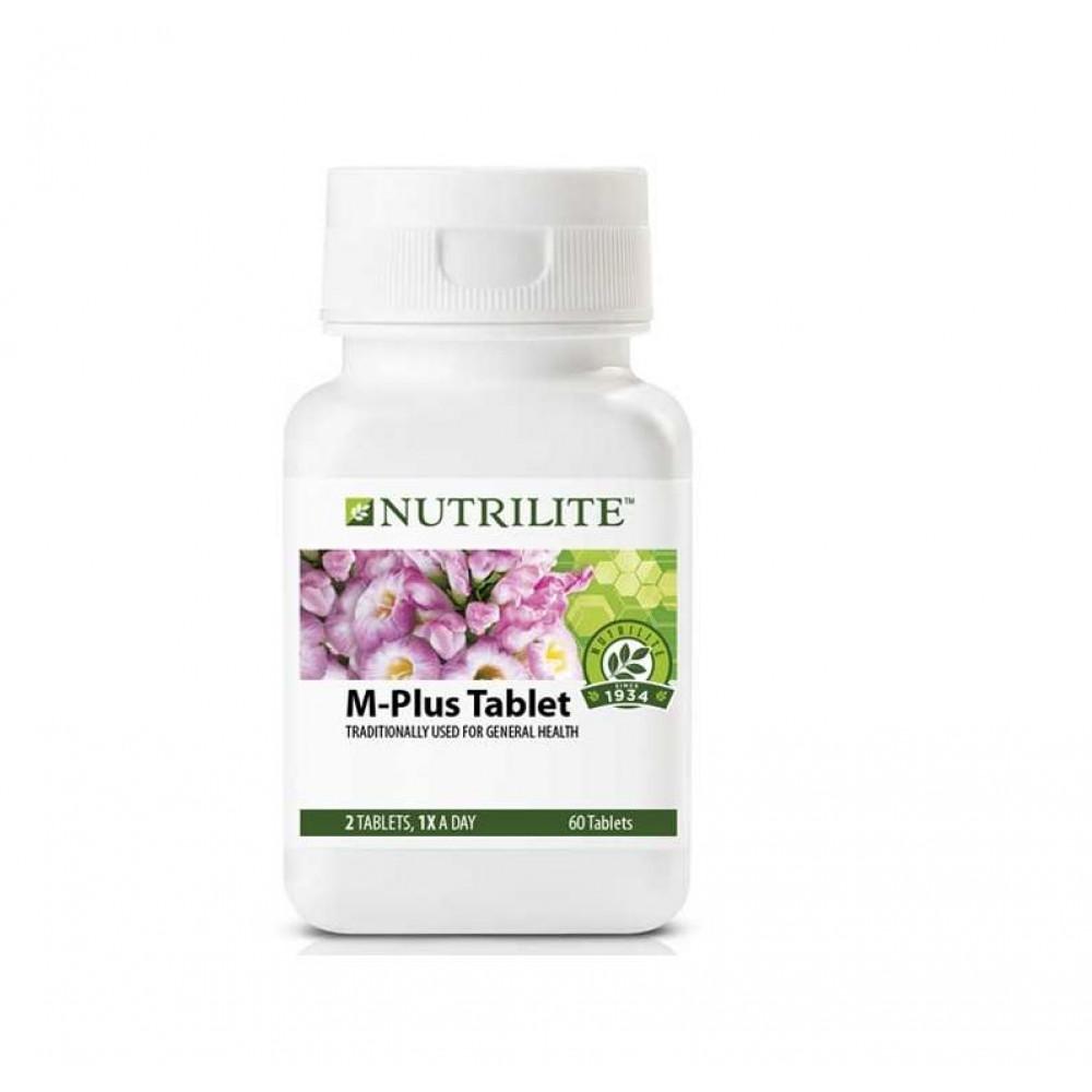 Amway NUTRILITE M-Plus Tablet (60 tab)