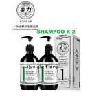 姜力JiangLi (Ginger Power ) Shampoo 500ml x 2