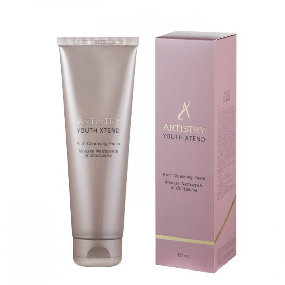 Amway ARTISTRY YOUTH XTEND Rich Cleansing Foam (125ml)