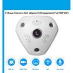 Fisheye Camera 360 degree (3 Megapixels) Full HD WiFi