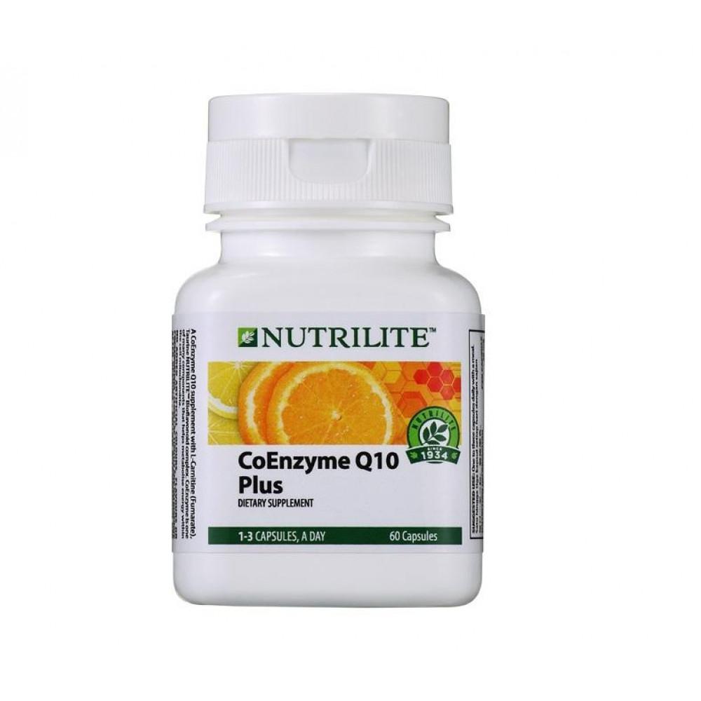 Amway NUTRILITE Coenzyme Q10 Plus (60 cap)