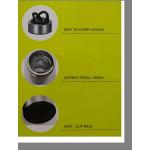 Vacuum Food Jar 950ml With Spoon