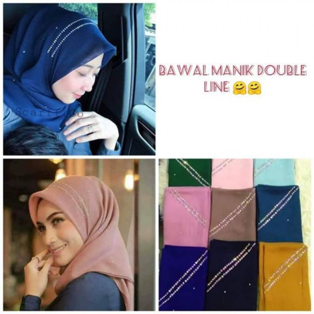 BAWAL MANIK DOUBLE LINE