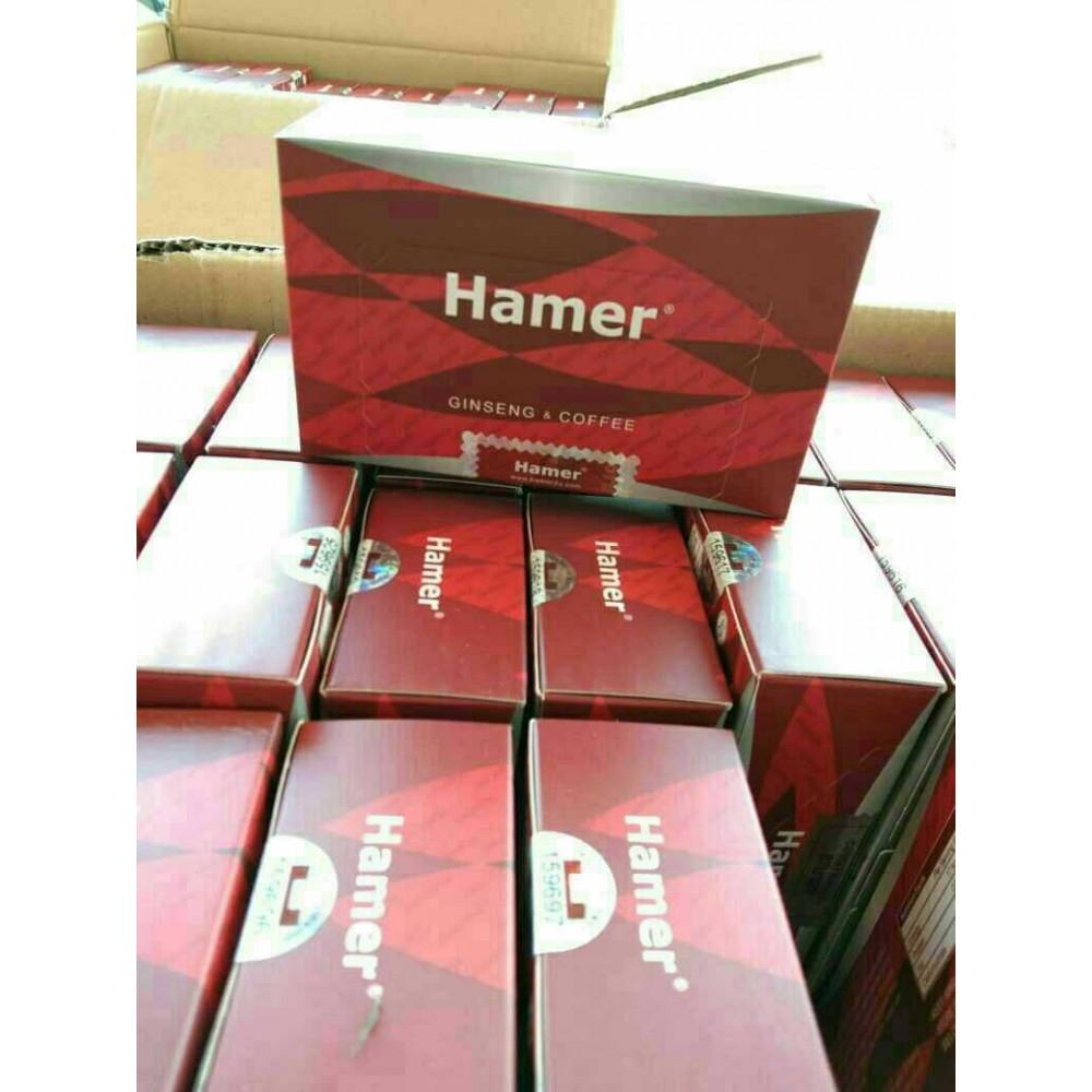 HAMMER GINSENG & COFFEE