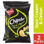 Twisties Chipster Potato Chips - Original (160g x 2)
