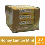 Halls Honey Lemon Mint (34g x 20)