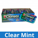 Clorets ActiFresh Clear Mint (35's x 12)