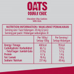Chipsmore Oats Mini Handy 8 MultiPack - Double Choc (256g x 2)