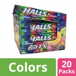 Halls Stick Candy - Extra Strong Mint (34g x 20)