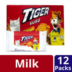 Tiger Energy Biscuit Chocolate (60g x 12)