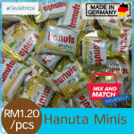 Mix & Match Ritter Sport Choco Cubes Assorted 1PC 8g (Made in Germany)