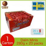Daim Chocolate 1 Carton EXP: DEC2019 (280g x 20)