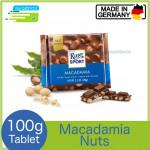 Ritter Sport Macadamia Chocolate Bar 100g (Made in Germany)