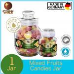 Cavendish Harvey Mix Fruits Candies Jar