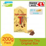 Toblerone Tiny Swiss Milk Chocolate Box 200g