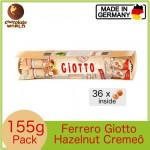 Ferrero Giotto Hazelnut Creme 155g (Made in Germany)