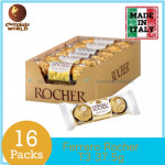 Ferrero Rocher T3 Gift Pack X 16 (Made in Italy)