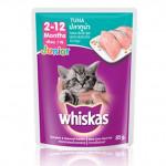 Whiskas 2-12 Months Tuna 85g Junior