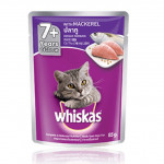 Whiskas 7+ Year Mackerel 85g