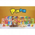 Upin & Ipin Pinpin Biskut Dengan Mainan Percuma 20g