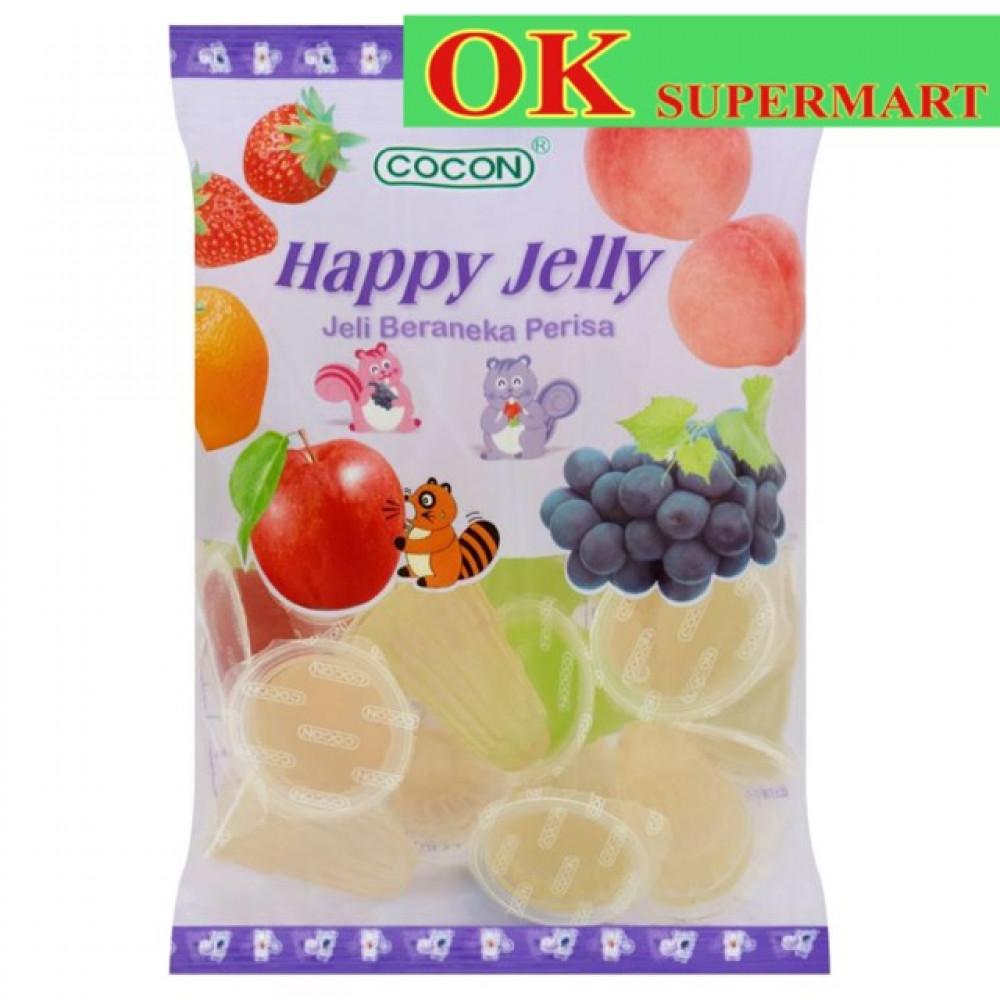 Cocon Happy Jelly 304gm (19gm x 16pcs)