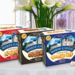 【90g】WHITE CASTLE Butter Cookies