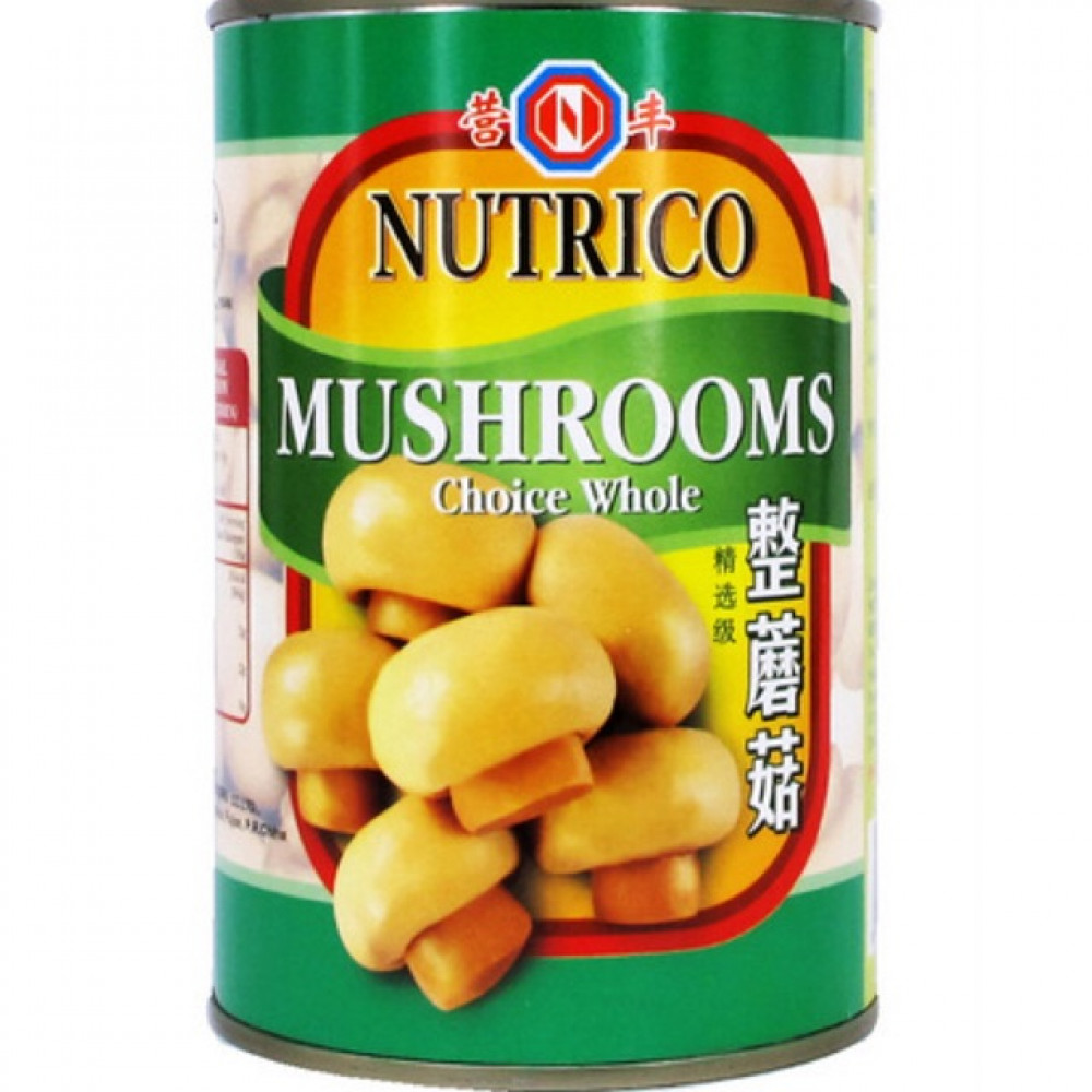 Nutrico Mushrooms Choice Whole 425g