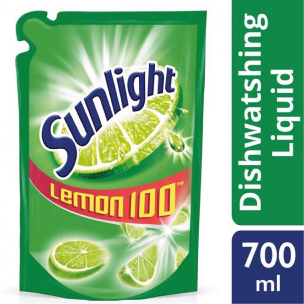 Sunlight Dishwash Refill 700ml