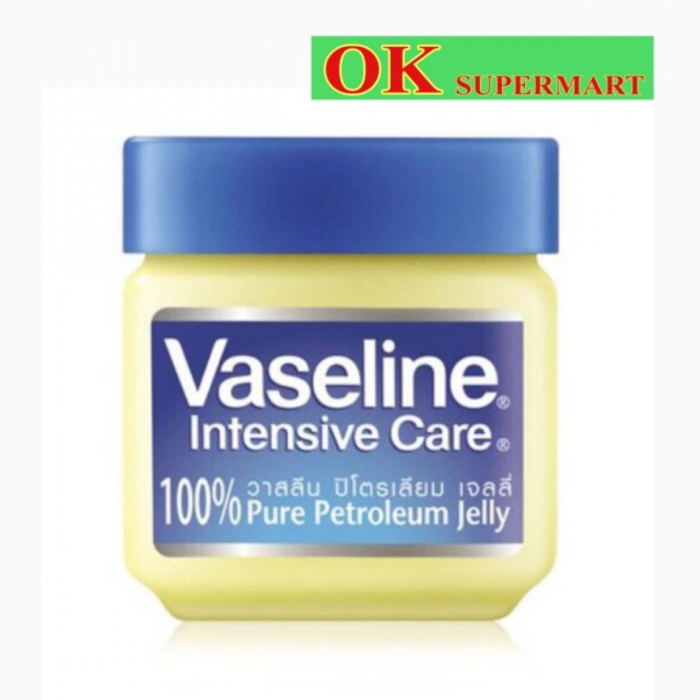 【50g】VASELINE Pure Petroleum Jelly