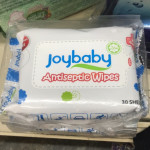 Joy Baby Antiseptic Wipes 30's X 2