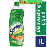 Sunlight Dishwash 1l