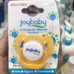 Joy Baby Orthodontic Silicone Soother