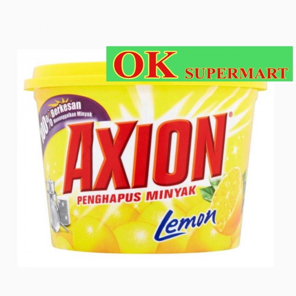 Axion Dishwashing Paste 750g