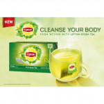 LIPTON Pure Green Tea Teabags 25's