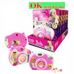 Barbie Camera With Candy
