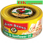 Ayam Brand Tuna Flakes in Sunflower Oil 150g