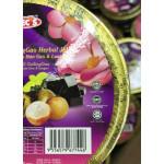 【罗汉果桂圆Luo Han Guo Longan】 Fomec's GuiLingGao Herbal Jelly 240g 丰美氏龟苓膏 Halal