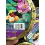 【红枣桂圆Red Dates Longan】Fomec's GuiLingGao Herbal Jelly 240g 丰美氏龟苓膏
