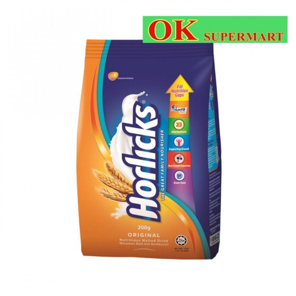 Horlicks Original 200g