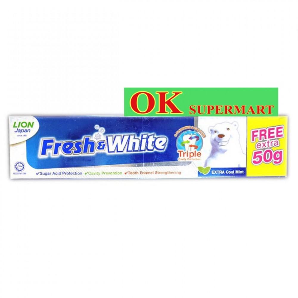 Fresh & White 225g+50g