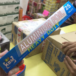 【25 SQ.FT.】KBM Aluminium Foil Heavy Duty